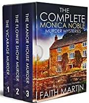 THE COMPLETE MONICA NOBLE MURDER MYSTERIES…