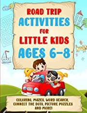 Road Trip Activities for Little Kids Ages…
