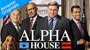 Alpha house project