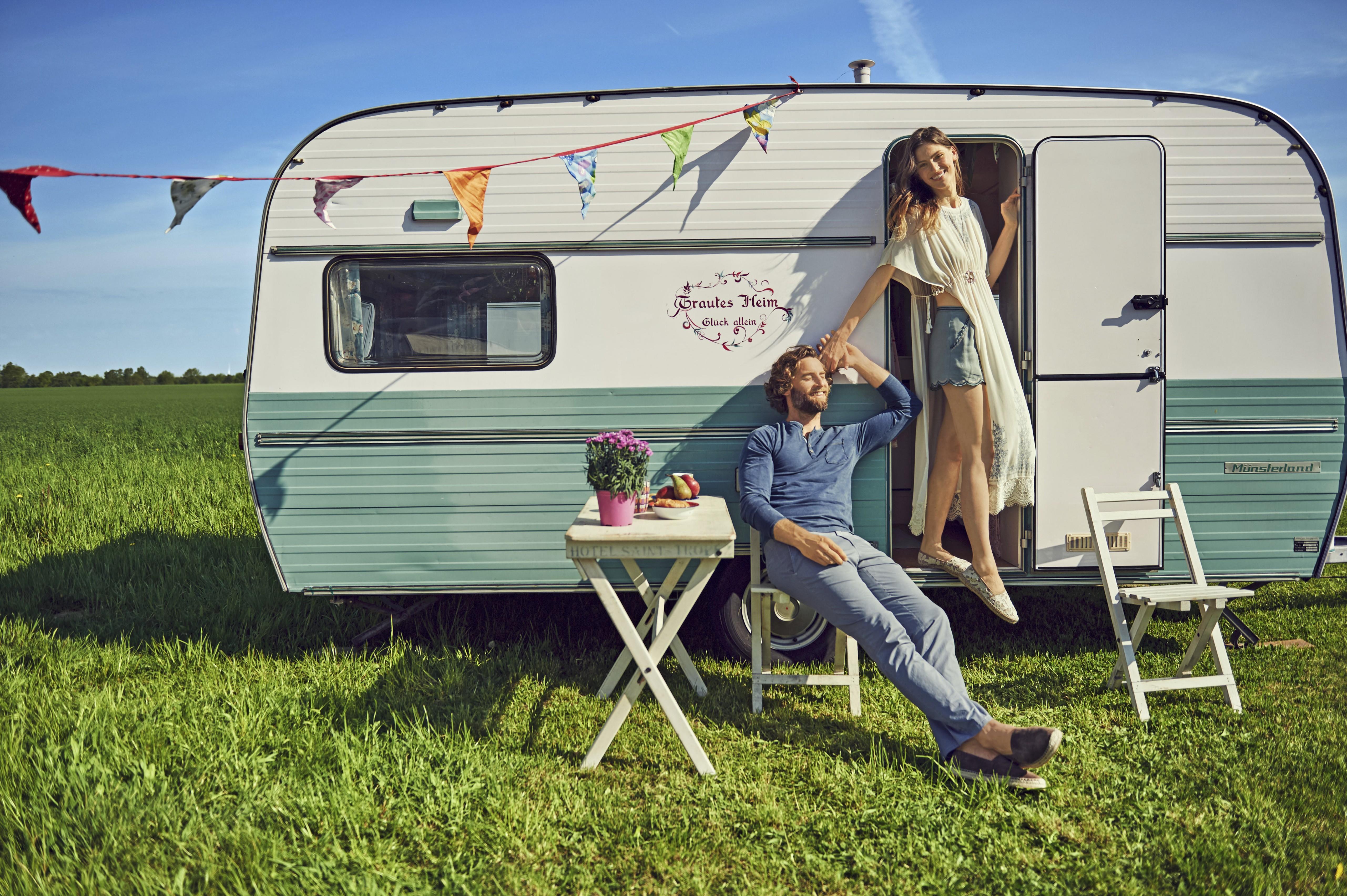 Amazon.de: GRÄFE UND UNZER TRAVEL: Yes we camp!