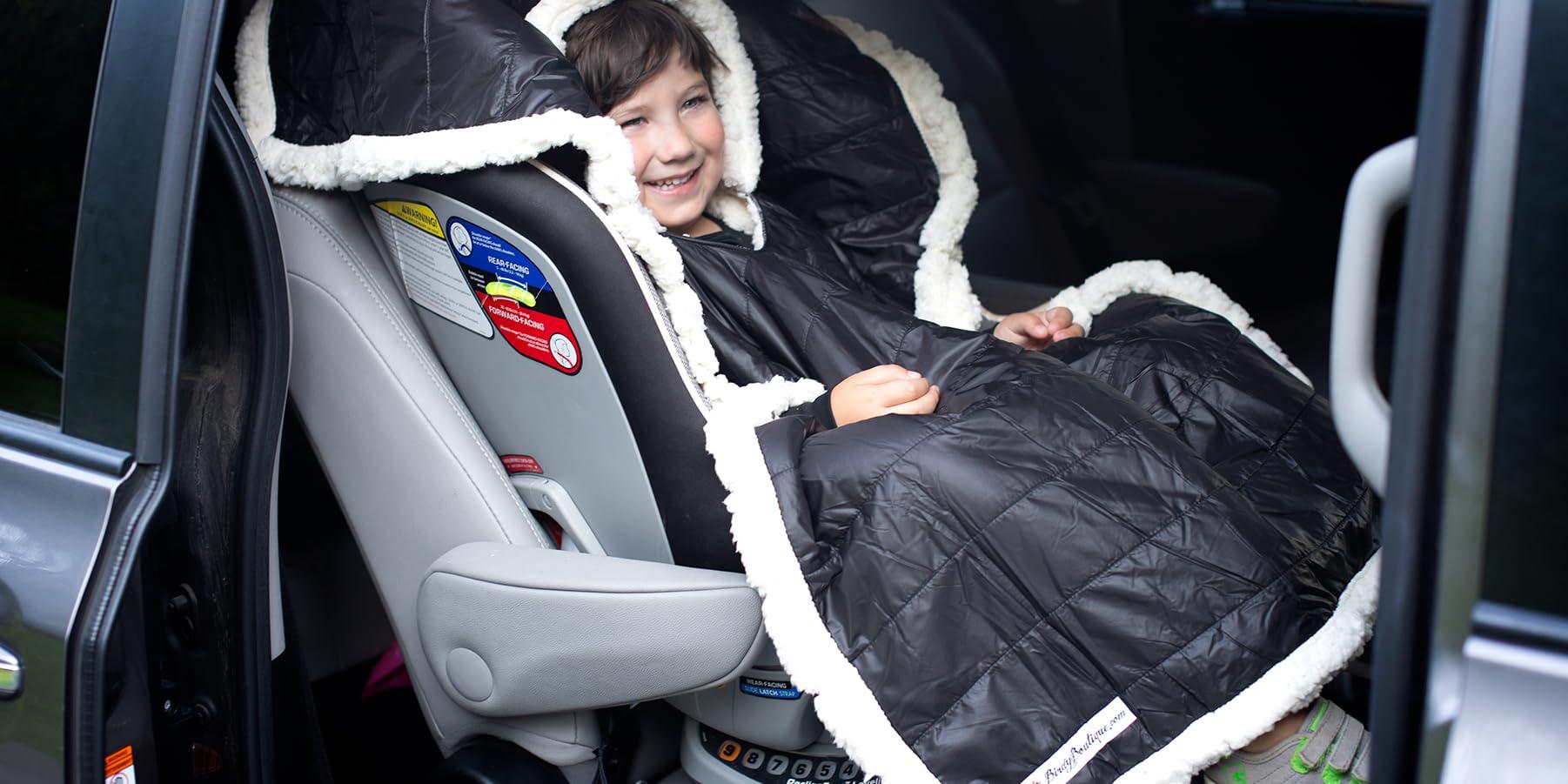 Ready to Ship Carseat Poncho Car Seat Poncho Cincinnati Bengals Poncho Boy Poncho Best Selling Car Seat Poncho!