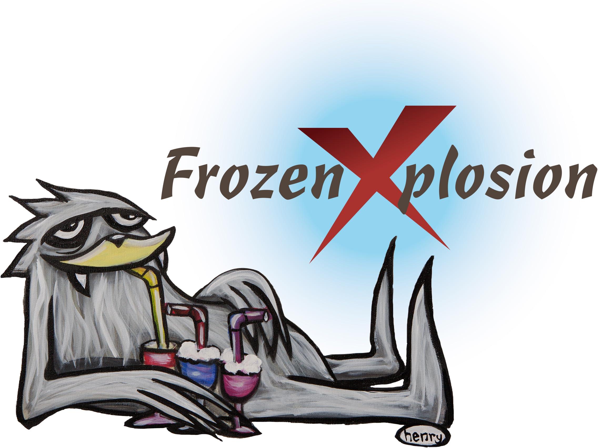 Frozen X-plosion