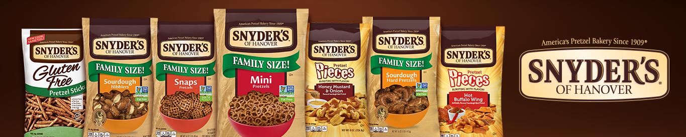 Amazon.com: Snyder's of Hanover: Snyder's of Hanover