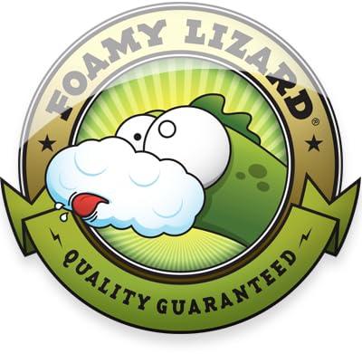 Foamy Lizard