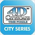 4D Cityscape City Series & Mini Puzzles