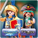 Pirates & Knights