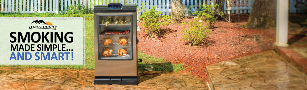 Master Electric Smoker : Best smoker for your home !
