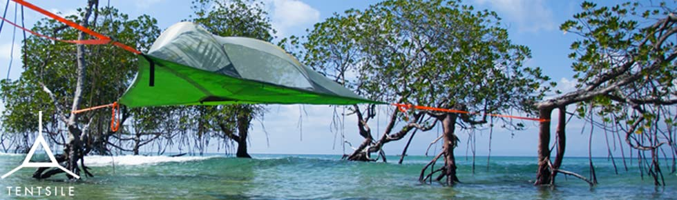 Tentsile Tree Tents - Next Generation Camping