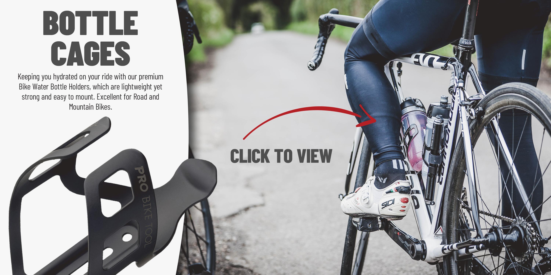 Adjustable Cycling Bicycle Mountain Bike Water Bottle Rack Cage Holder UK #HA2