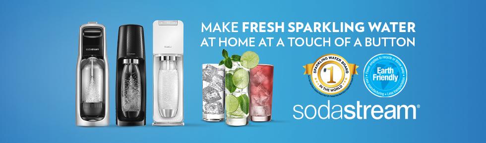 Sodastrem Home soda maker