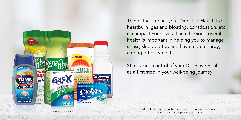 GSK Digestive Health Store