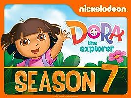 Prime Video: Dora the Explorer Season 7 on