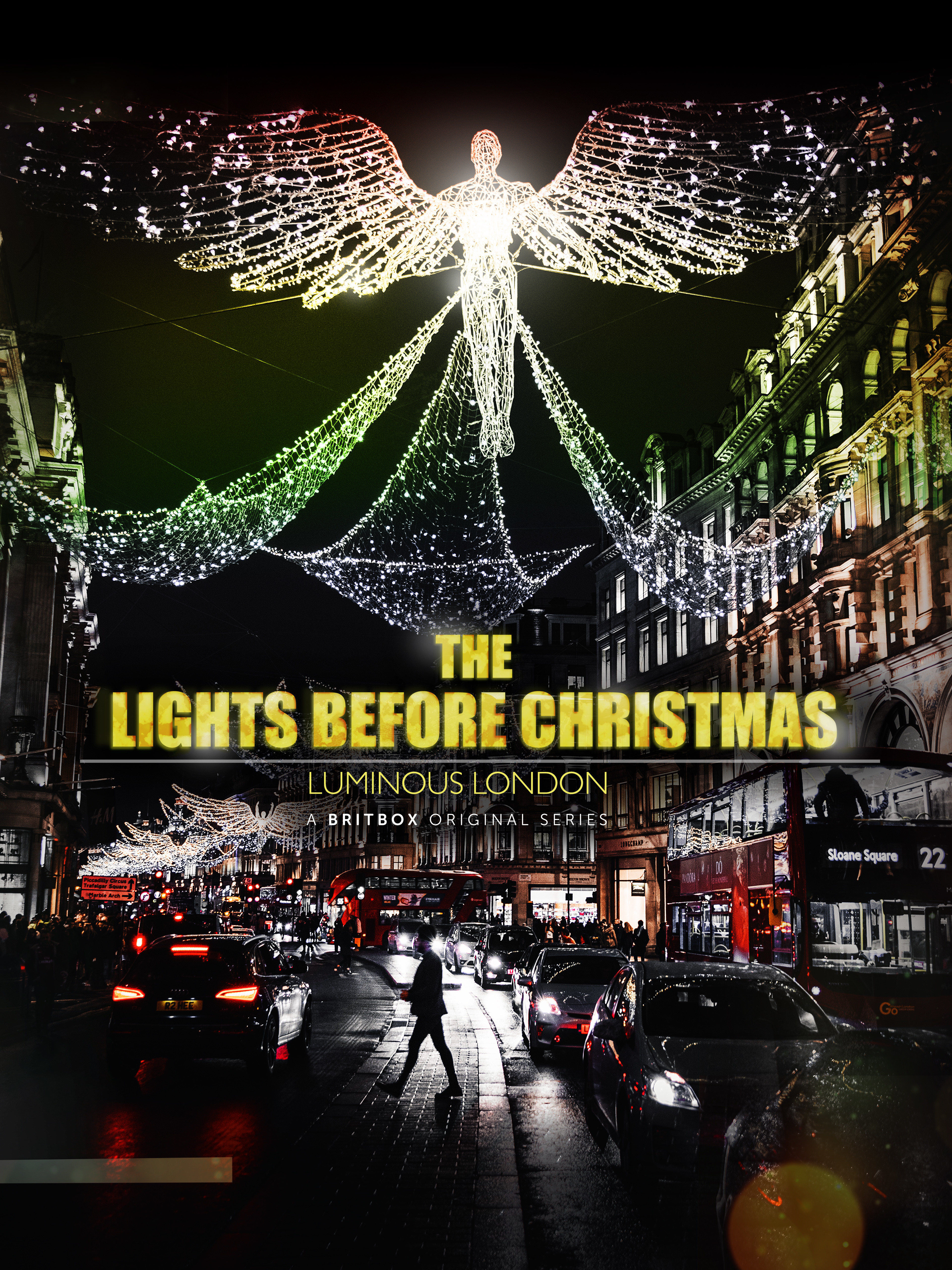 The Lights Before Christmas.Prime Video The Lights Before Christmas Luminous London