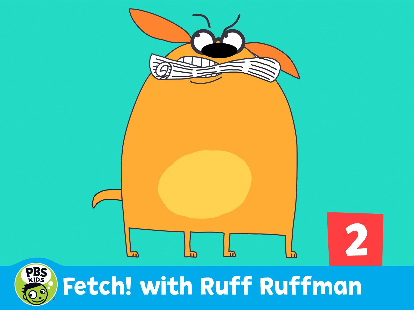 Prime Video: Fetch! With Ruff Ruffman Season 2