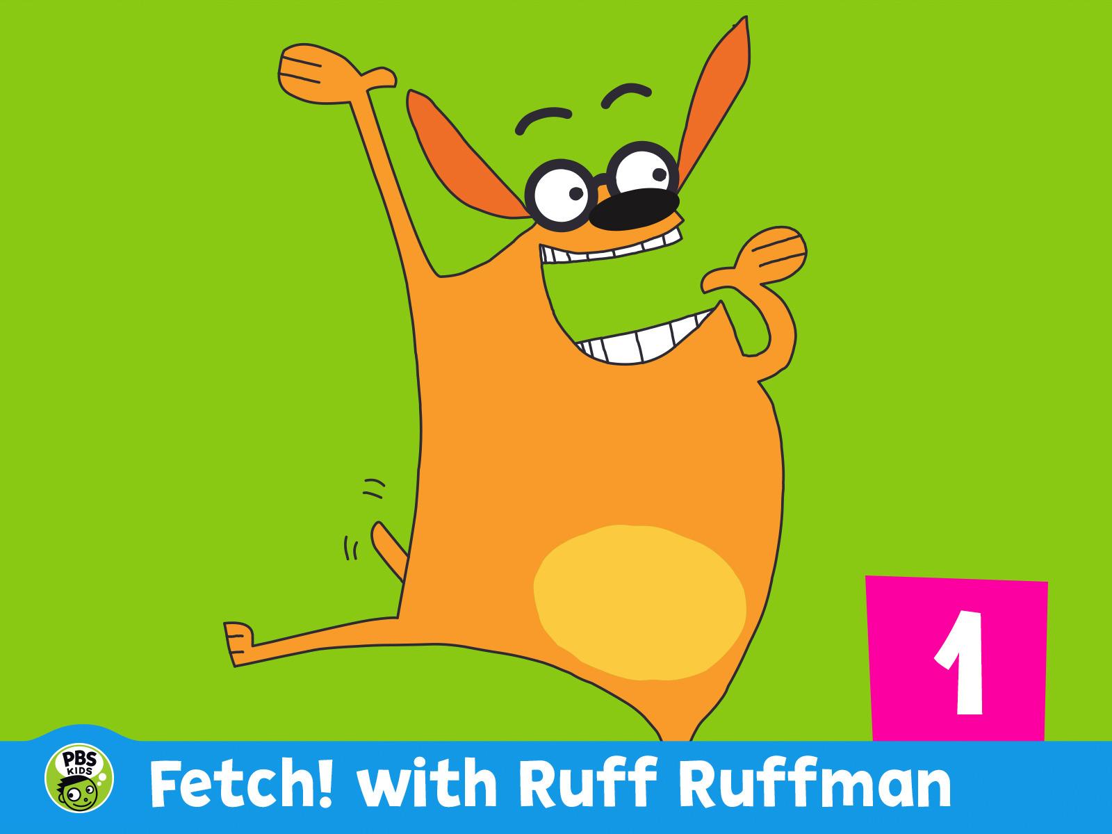 Prime Video: Fetch! With Ruff Ruffman Season 4