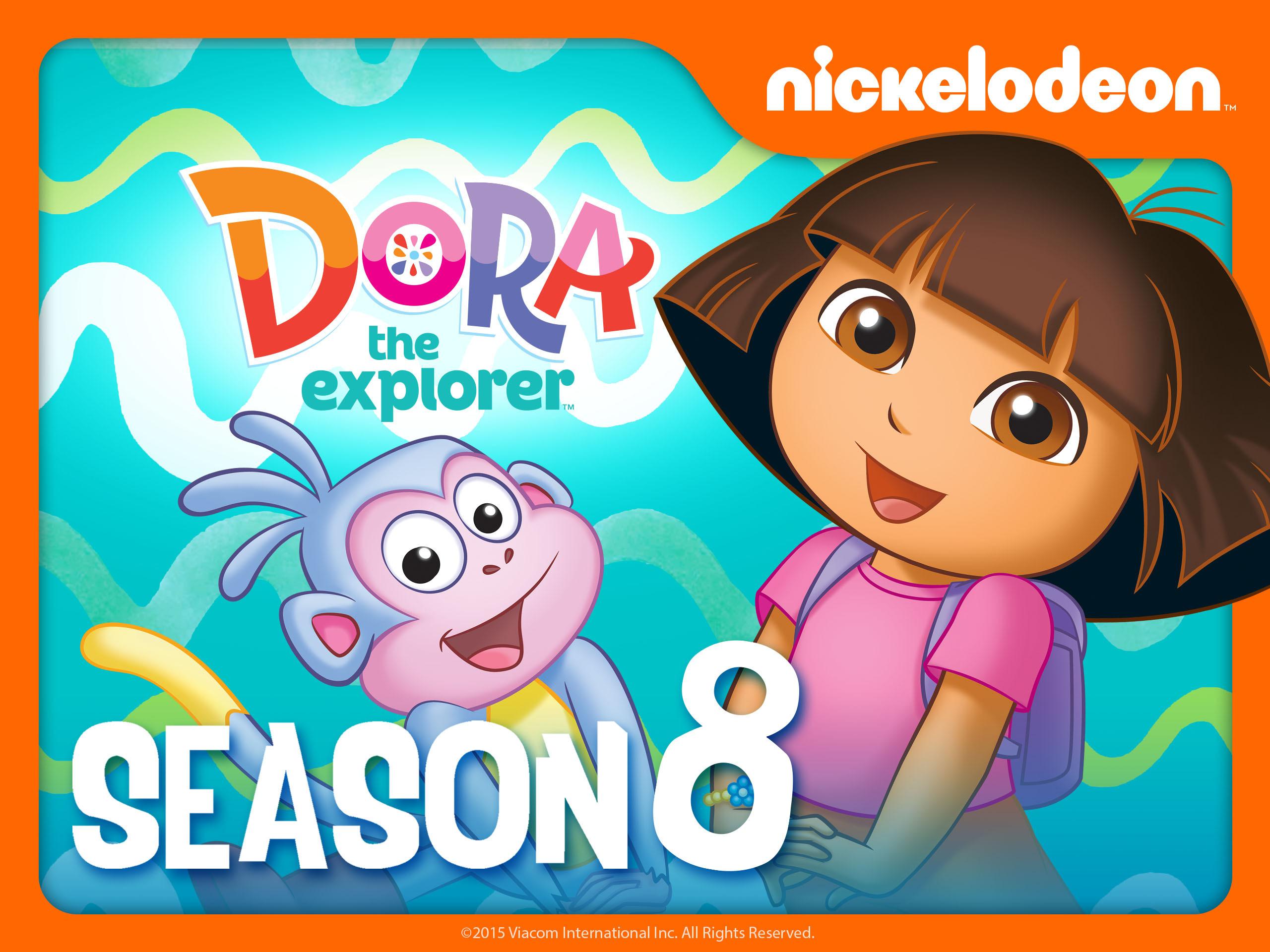 Prime Video: Dora the Explorer Season 4