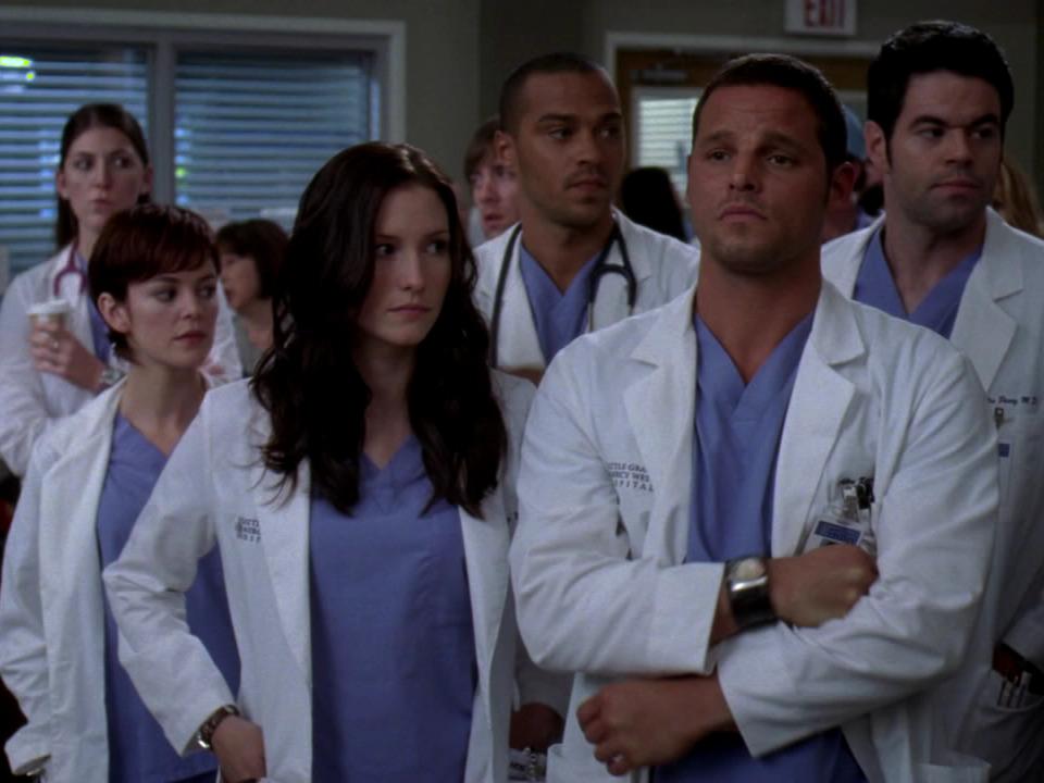 Prime Video: Greys Anatomy - Staffel 10 [dt./OV]