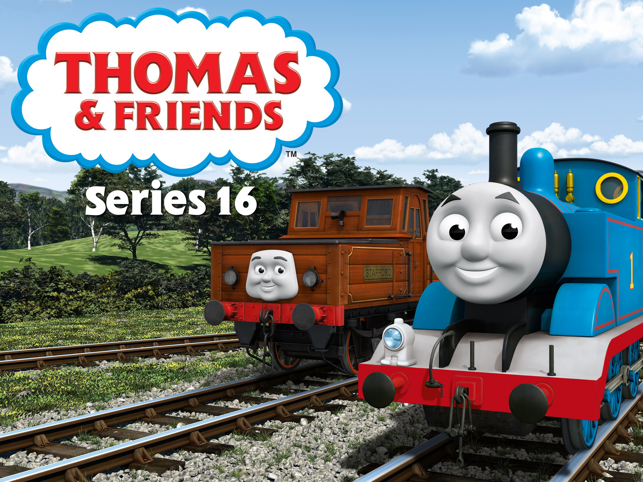 Prime Video: Thomas and Friends - Season 13