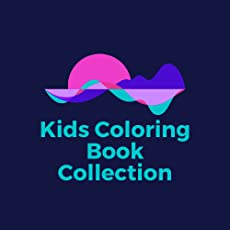 Kids Coloring Book Collection