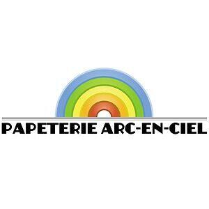 Papeterie Arc-en-Ciel