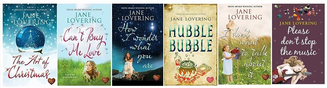 Jane Lovering