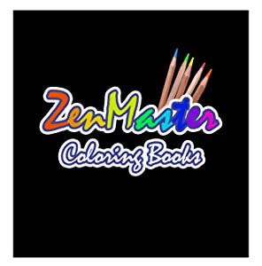 ZenMaster Coloring Books