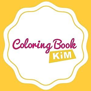 Coloring Book Kim