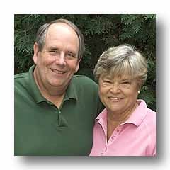 Katie and Gene Hamilton