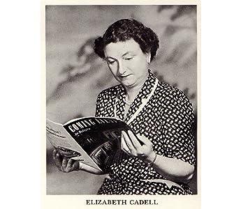 Elizabeth Cadell