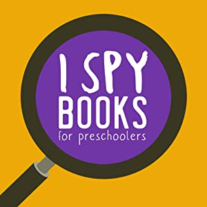 I SPY Books For Preschoolers