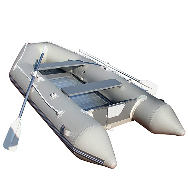 jago bateau pneumatique gonflable pour 4 1 personnes. Black Bedroom Furniture Sets. Home Design Ideas