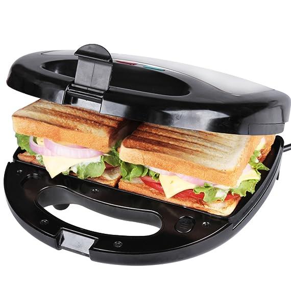 jago appareil sandwich et croque monsieur gaufrier grill contact 750 w cuisine. Black Bedroom Furniture Sets. Home Design Ideas