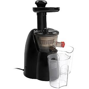 jago extracteur de jus vertical 150 w pression froid. Black Bedroom Furniture Sets. Home Design Ideas