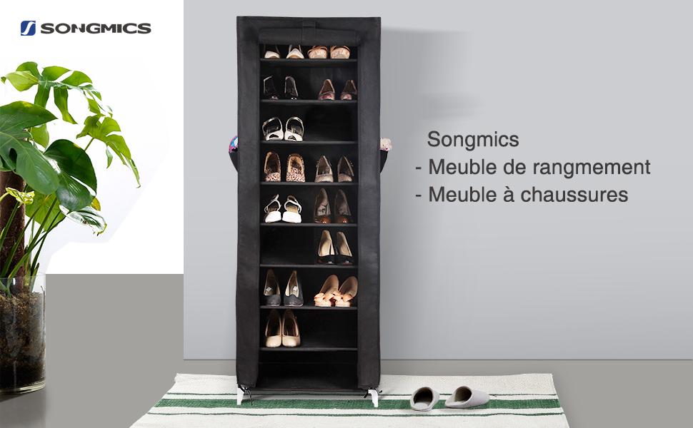 Agreable Avec Ce Modèle De Meuble à Chaussures De Grande Capacité, Vous Pouvez  Acheter Sans Hésiter Des Jolies Chaussures, Elles Trouveront Toujours Une  Place ... Conception Impressionnante