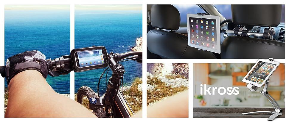 9f046fbdec71 Evecase Pochette Ceinture de Sport, Course, Voyage, Sécurité, Sac Banane  pour Passeport, MP3, Smartphone, Téléphone Portable, Cartes, Oreillettes,  ...