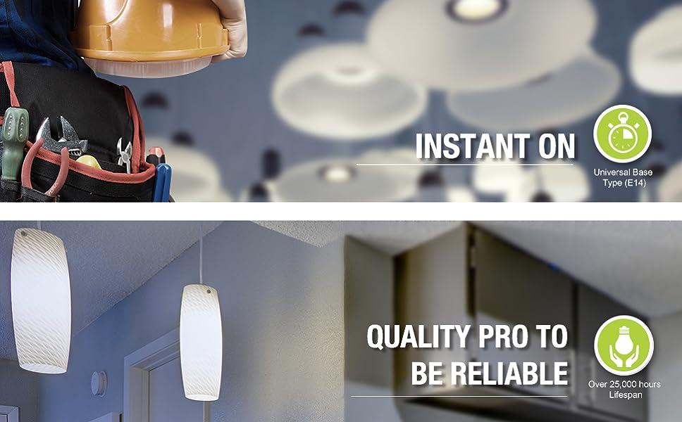 Shine Hai Reflector R50 E14 Led Bulbs 4 5w Led Cool White