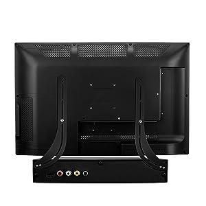 Vonhaus Tv Sound Bar Bracket Speaker Mount Suitable For 32 75