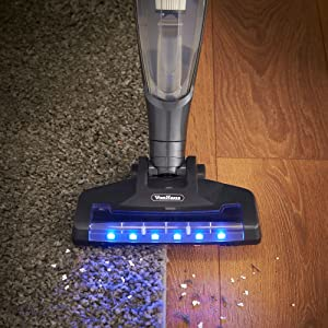 a1646c87c62 Make cleaning a breeze with the VonHaus Folding 2 in 1 Cordless Stick  Vacuum Cleaner. The ultimate vacuum for fuss-and flexible cleaning