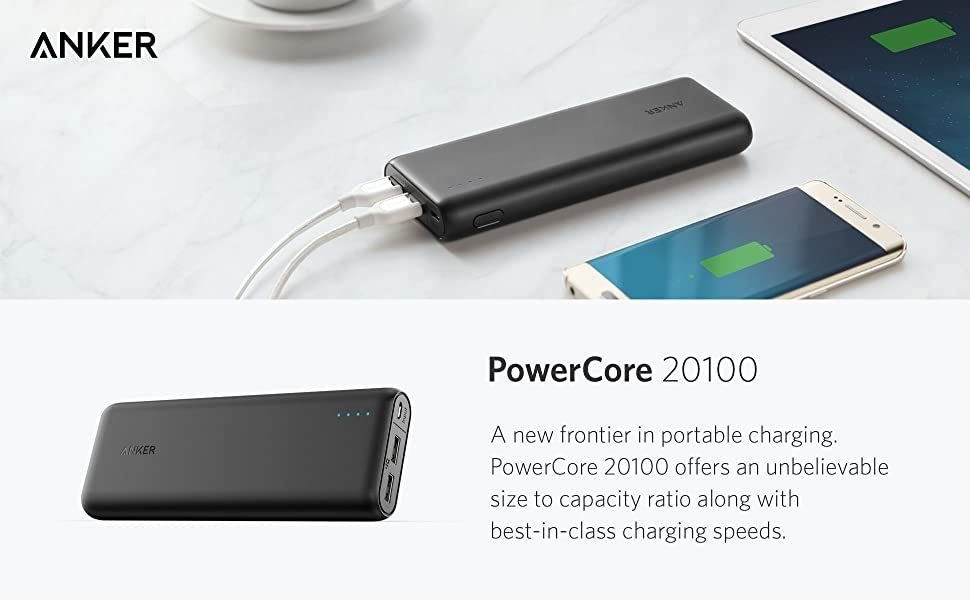 Anker PowerCore 20100 - Ultra High Capacity Power Bank   eBay