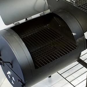 dilego smoker bbq grill grillwagen holzkohlegrill bbq smoker freizeit. Black Bedroom Furniture Sets. Home Design Ideas