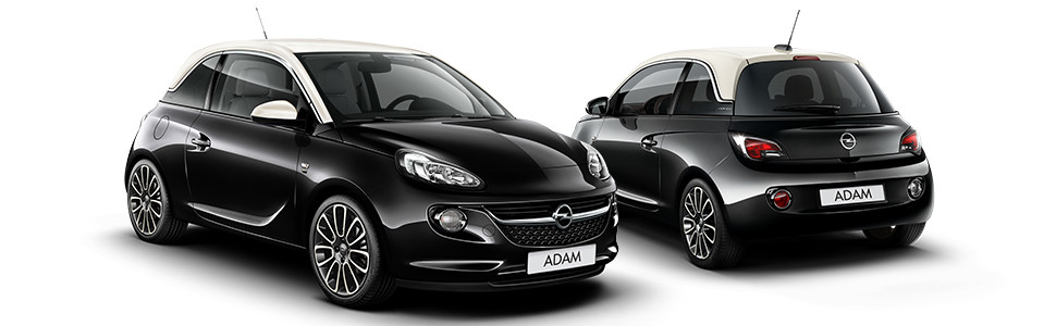 reservierung opel adam germany s next topmodel 1 4 64 kw 87 ps onyx black leasinganfrage. Black Bedroom Furniture Sets. Home Design Ideas