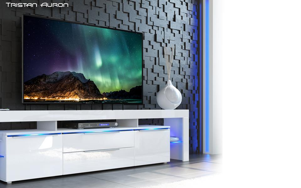 tristan auron 127 cm fernseher tv led50fullhd elektronik. Black Bedroom Furniture Sets. Home Design Ideas