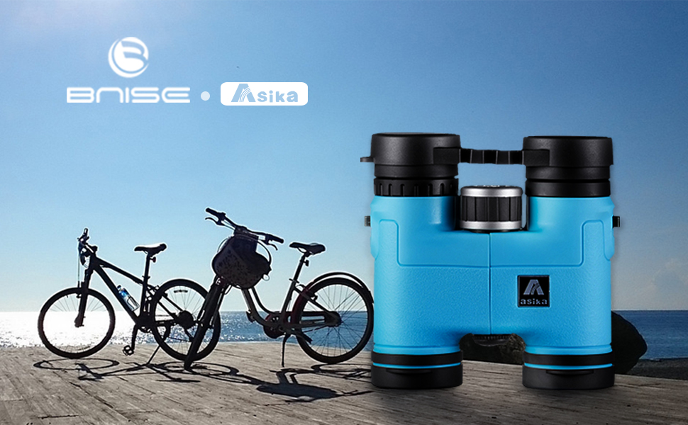 Bnise fernglas leichtes kompaktes gehäuse amazon kamera