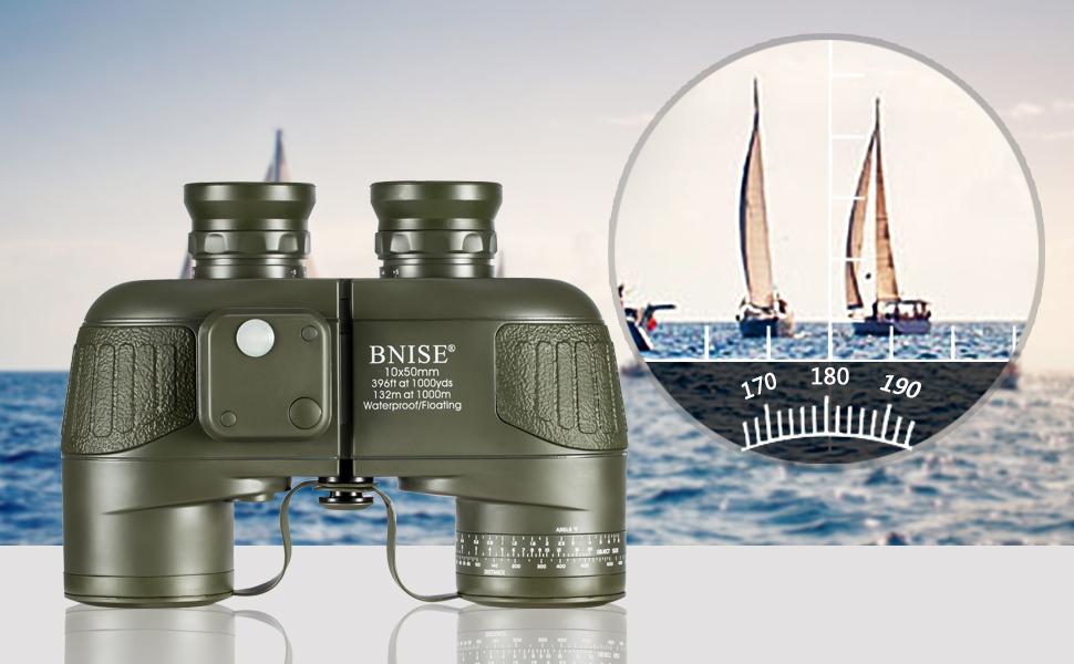 Bnise militärisches nautisches fernglas mit amazon kamera