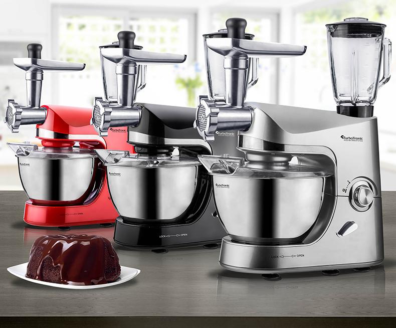 Amazon.de: 2000 Watt TurboTronic Küchenmaschine proMixPLUS