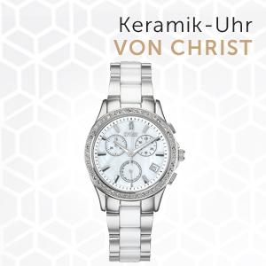 Christ Times 85461699 – Armbanduhr Damen, Armband in