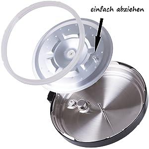 Amazon.de: TZS First Austria - 1000W Elektro