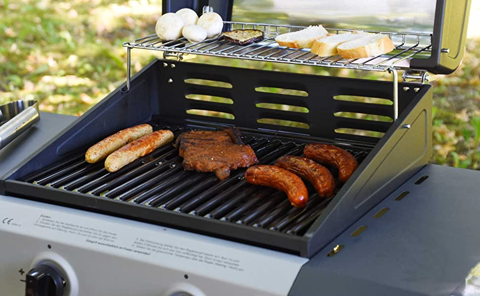 Mayer Gasgrill Zunda Test : Mayer barbecue zunda gasgrill mgg 3200 basic: amazon.de: garten