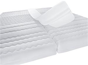 procave matratzen br cke mit frottee bezug 25 x 200 cm f r doppel matratze made in germany. Black Bedroom Furniture Sets. Home Design Ideas