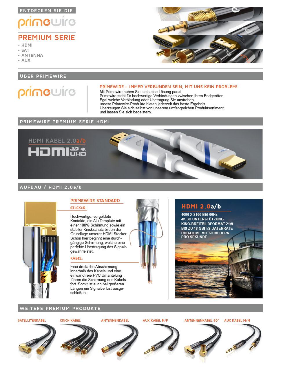 CSL - 2m HDMI Kabel 2.0a / 2.0b | Ultra HD 4k 60Hz |: Amazon.de ...